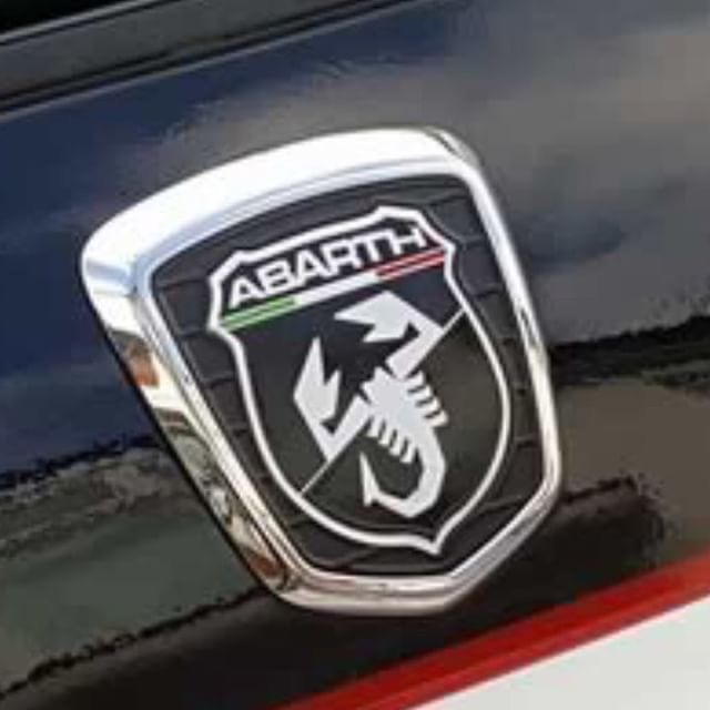 Abarth 500 Badge Cover Decals